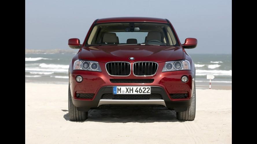 Esquenta a briga entre BMW e Mercedes pela liderança nos EUA