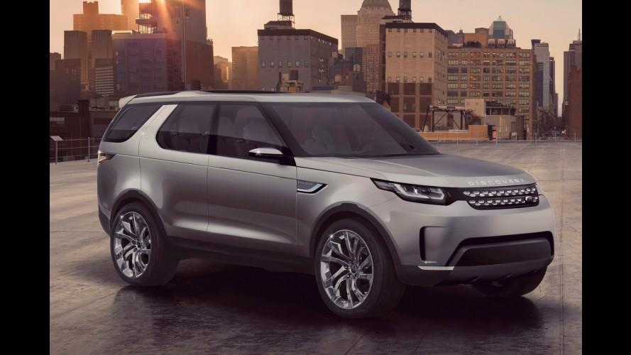Discovery Sport estreará nova família de motores Ingenium da Land Rover