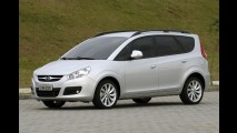 Minivans: Veja os resultados de fevereiro de 2013
