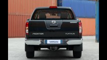 Nissan Frontier ganha edição limitada Platinum por R$ 120.890