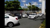Volta Rápida: Geely EC7 traz design e segurança para não ser