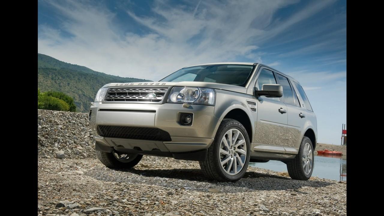 Land Rover Freelander 2 2011 é revelado oficialmente