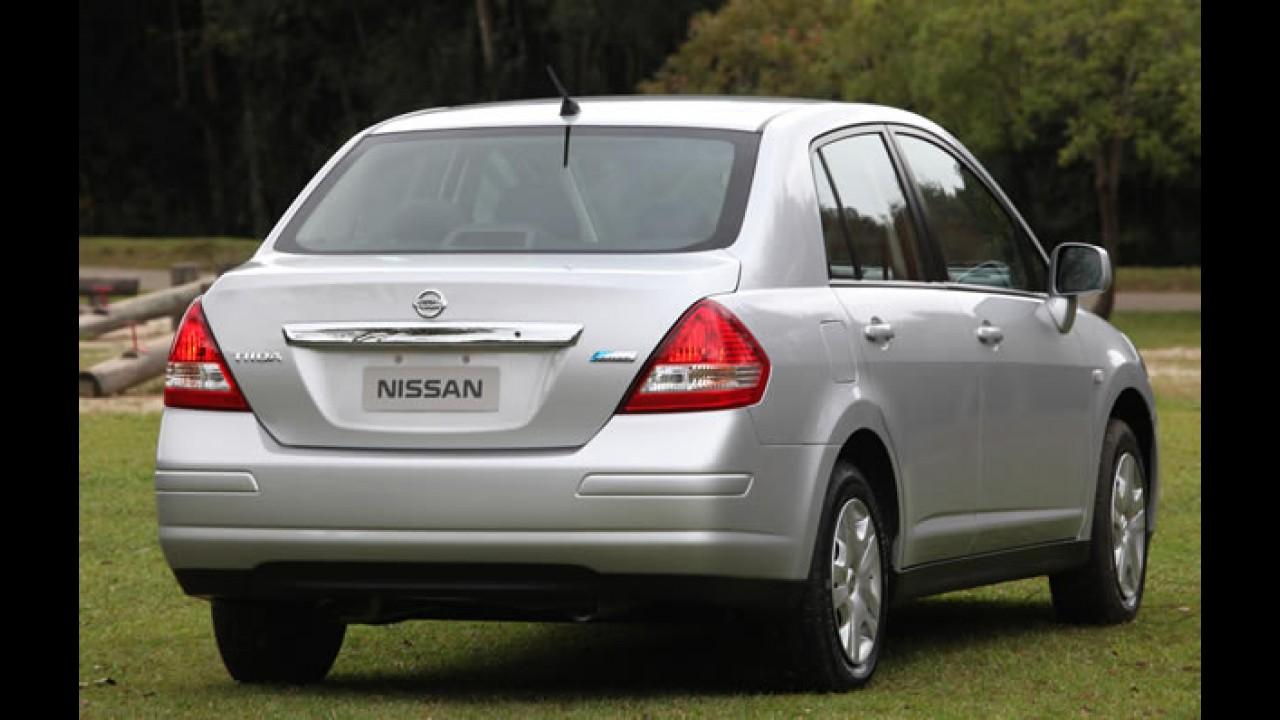 México: Nissan é líder de vendas em novembro - Novo Jetta faz sucesso