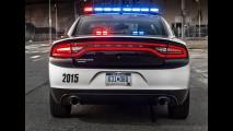 Galeria de fotos: Dodge Charger Pursuit 2015 é o pega ladrão gringo