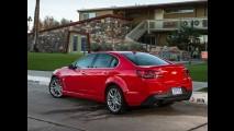 Será o SS? Chevrolet terá novo sedã de luxo no Brasil em 2016