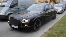 New Baby Rolls Royce Spied in Munich