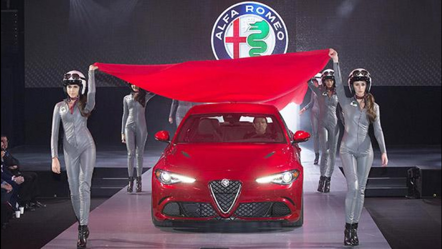 Alfa Romeo Giulia T4, la 2.0 turbo da 276 CV
