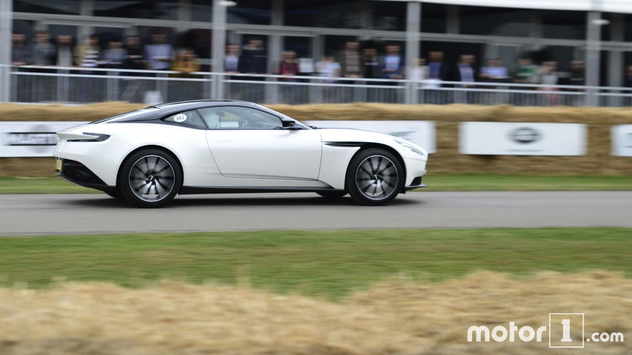 Aston Martin DB11 V8 Goodwood Festival of Speed
