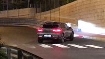 Jaguar I-Pace casus videosu