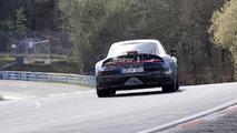 2019 Porsche 911 new spy photo