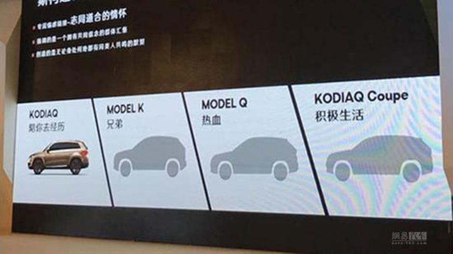 Avec trois nouveaux SUV, Škoda compte bien prendre du galon !
