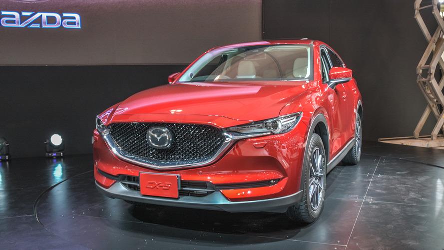 2017 Mazda CX-5 diesel - 2017 CIAS