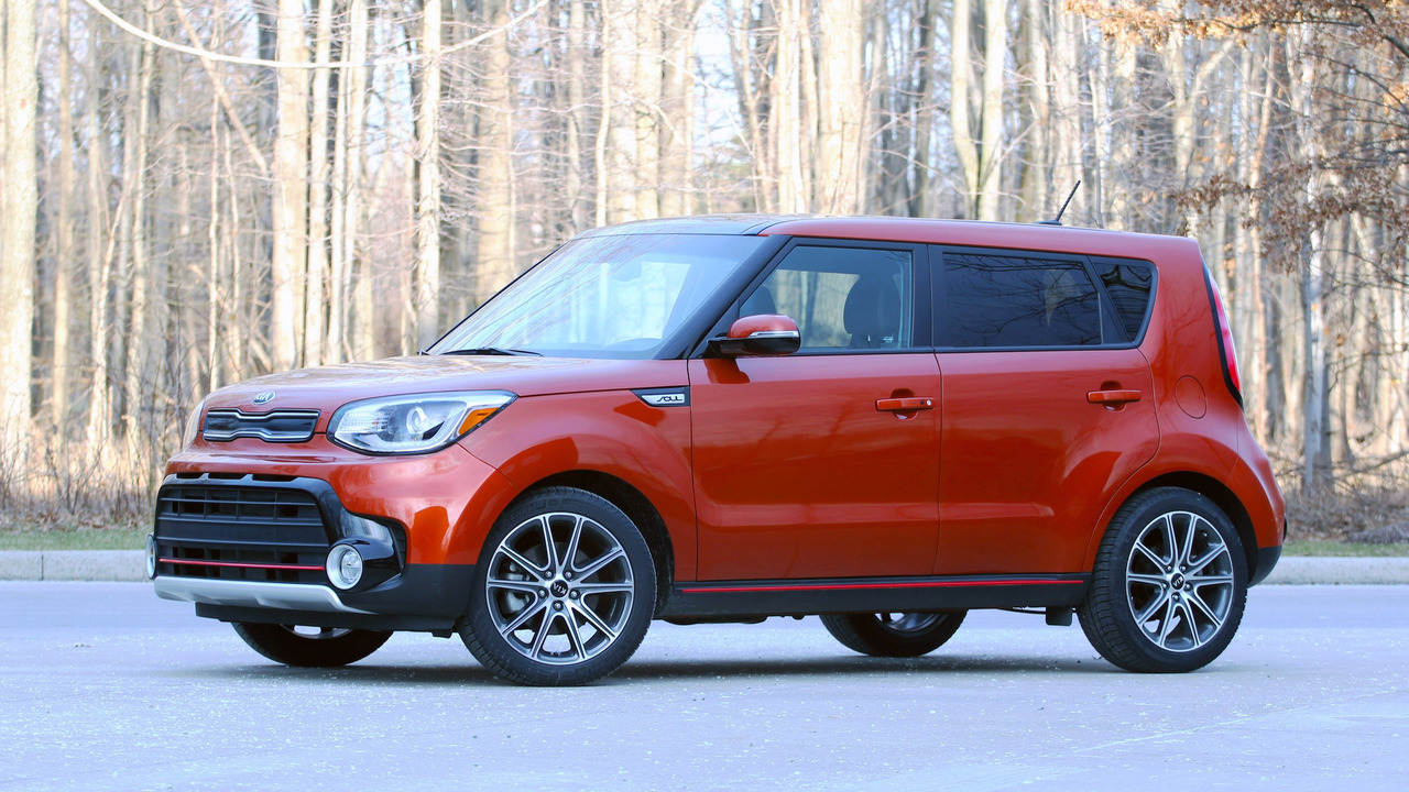 2017 kia soul review getting better all the time. Black Bedroom Furniture Sets. Home Design Ideas