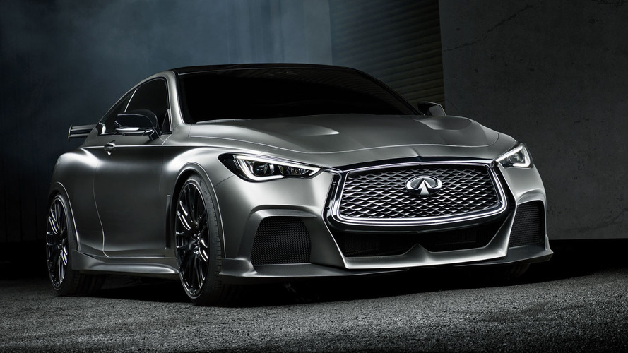 Infiniti and Renault F1 create 500-hp Q60 hybrid