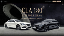 Mercedes-Benz CLA180 Star Wars
