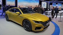 2018 VW Arteon in Geneva