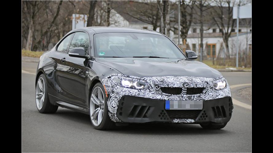 BMW liftet den M2