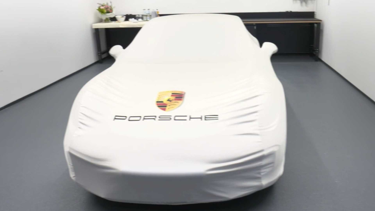 New Porsche Exclusive model teaser