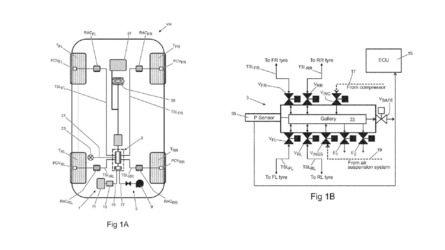 Land Rover Patent Would Put Military Tech In Your Range Rover