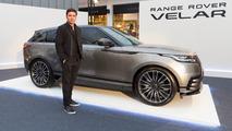 Présentation Range Rover Velar