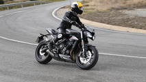2017 Triumph Street Triple RS first ride