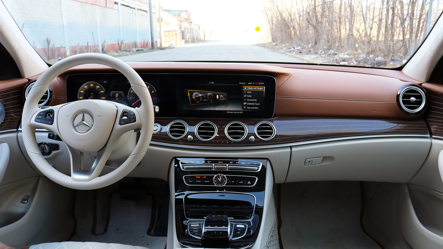 2017 Mercedes-Benz E400 Wagon: İnceleme