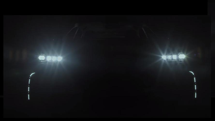 DS7 Crossback'in ilk teaser'ı yayınlandı