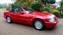 1996 Mercedes-Benz SL500