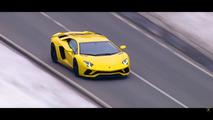 Lamborghini Aventador Dance Off