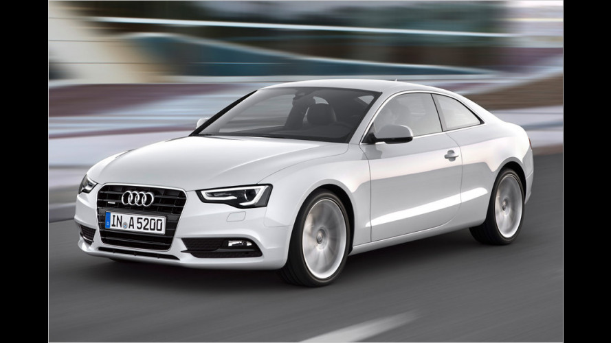 Immer noch ,der schönste Audi