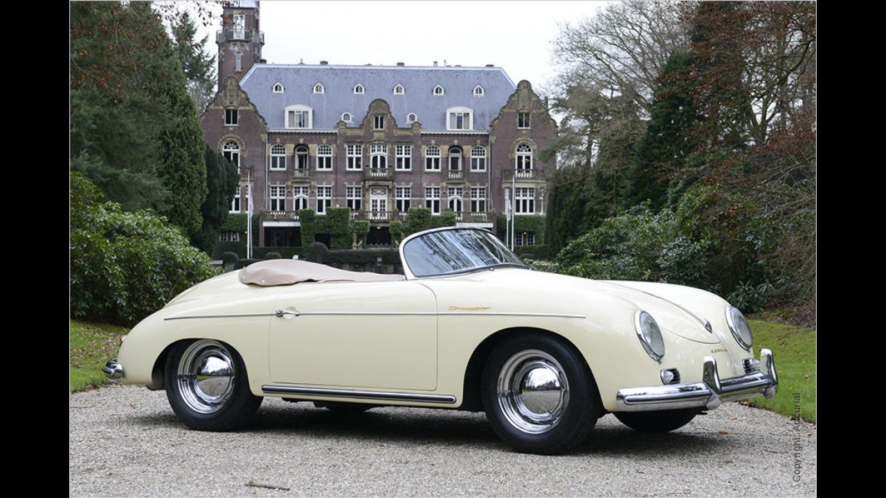 Porsche 356 A Speedster (1958): 298.000 Euro