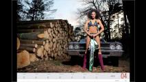 Girls & US-Cars 2012