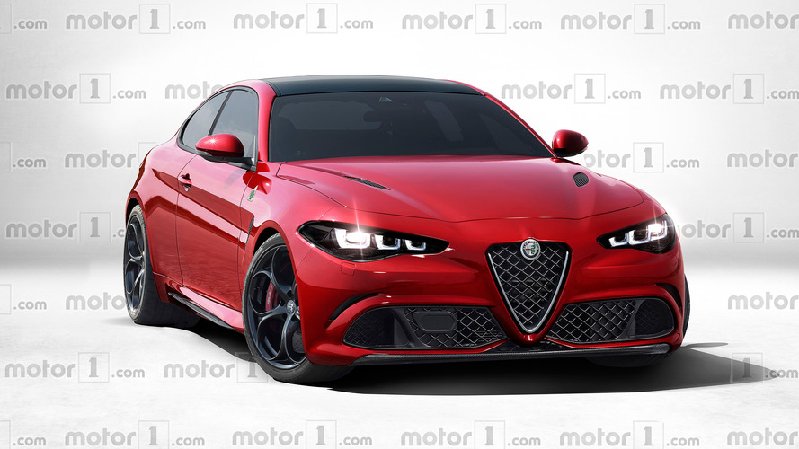 Alfa Romeo GTV: la Giulia sarà anche Coupè