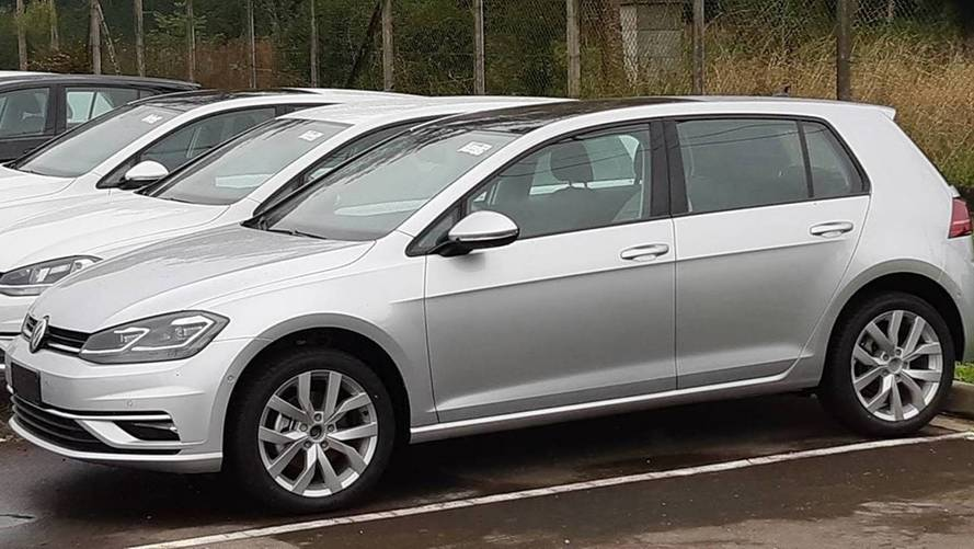 Volkswagen Golf 2019 - Flagra em São José dos Pinhais