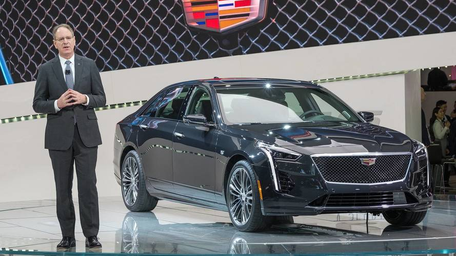 De Nysschen out as Cadillac CEO; lack of SUVs to blame?