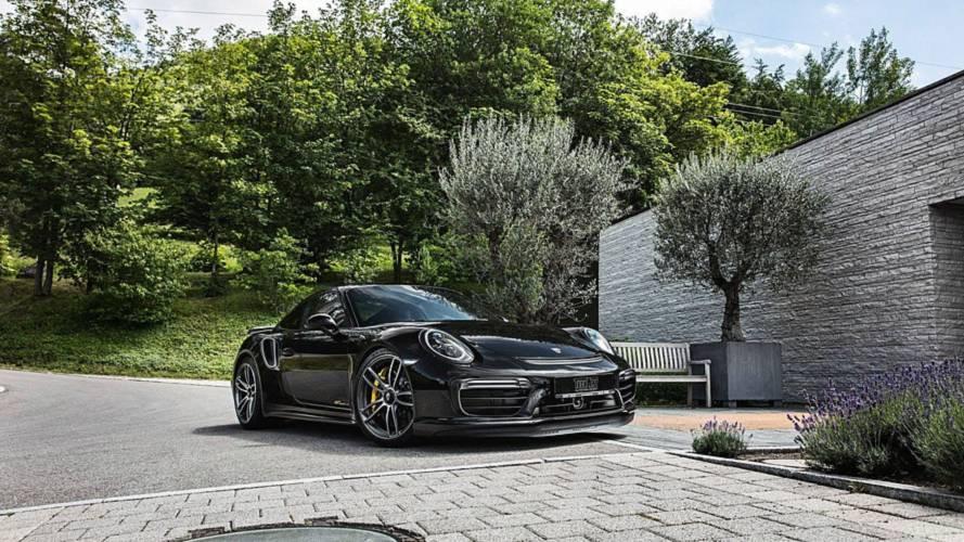 A Techart búcsúként tekert egyet a Porsche 911 Turbo S-en