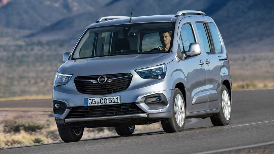 Opel Combo 2018: un coche para la familia