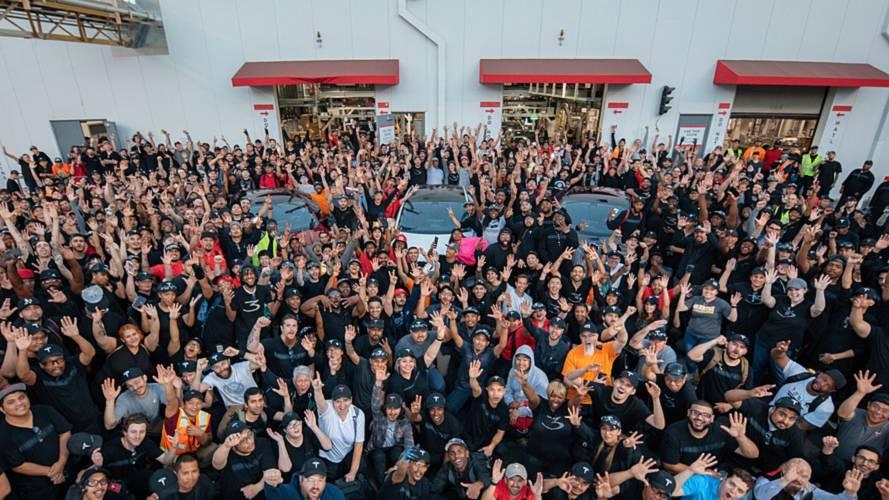 Tesla, ikinci çeyrekteki üretim rakamlarını açıkladı