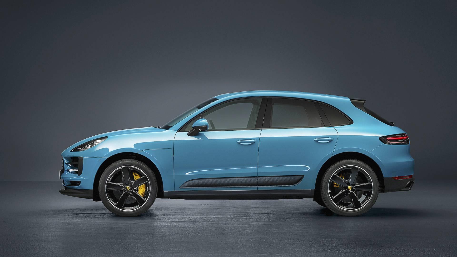2018 - [Porsche] Macan Restylée [95B] - Page 3 Porsche-macan-2019
