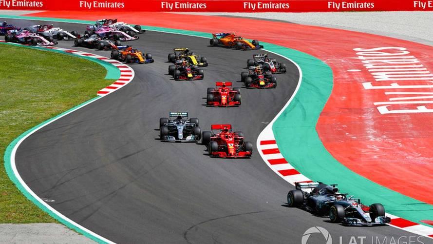 Fórmula 1 - Veja o resultado do GP da Espanha - Hamilton passeia