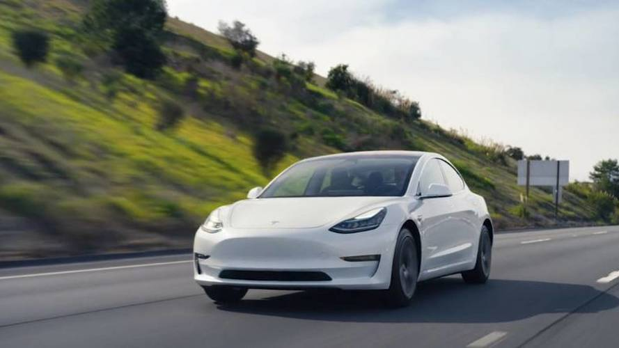 Tesla Model 3 Goes 515.7 Miles On A Single Charge