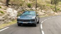 Porsche Cayenne E-Hybrid, la prova
