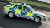 Saab 9-5 2.3t Police Model (UK)