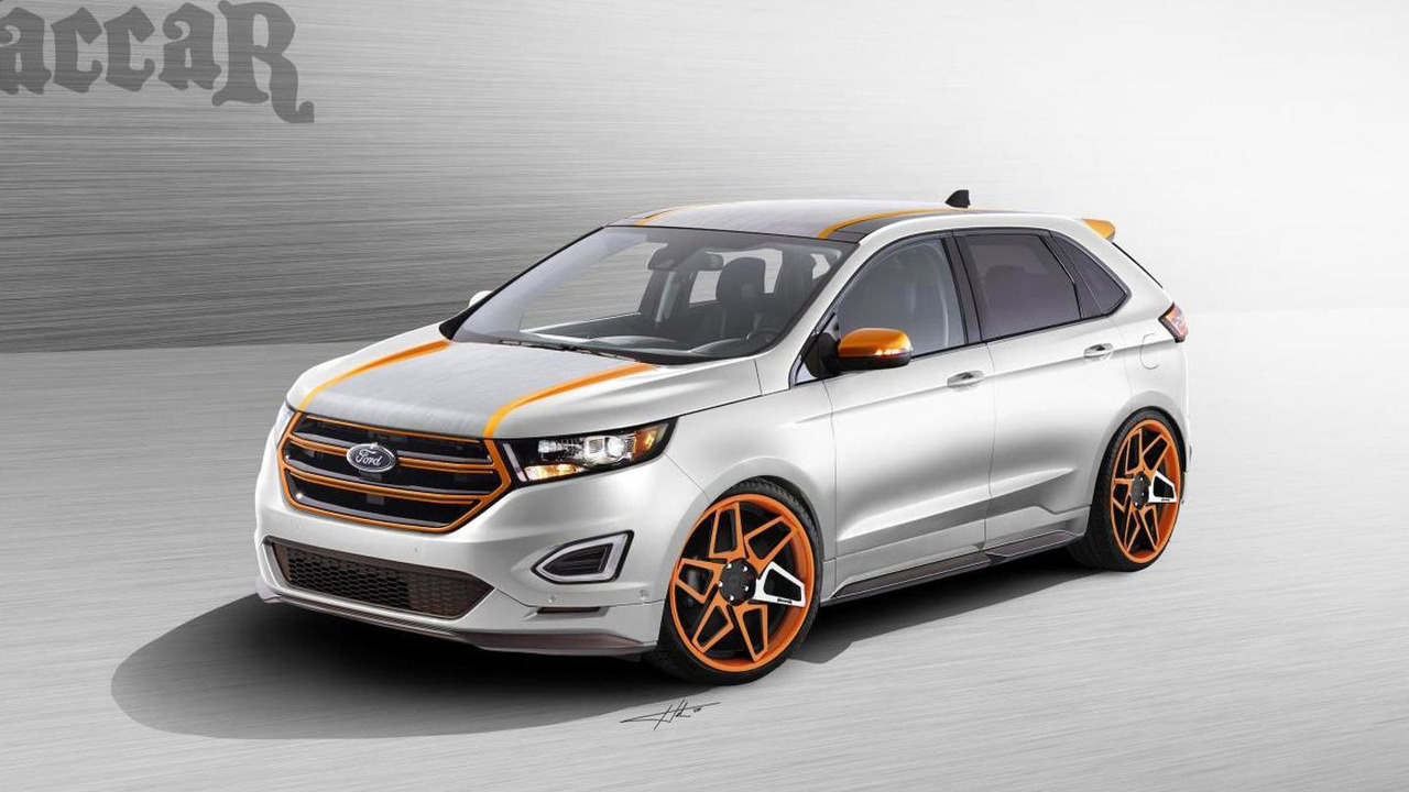 Vaccar Ford Edge