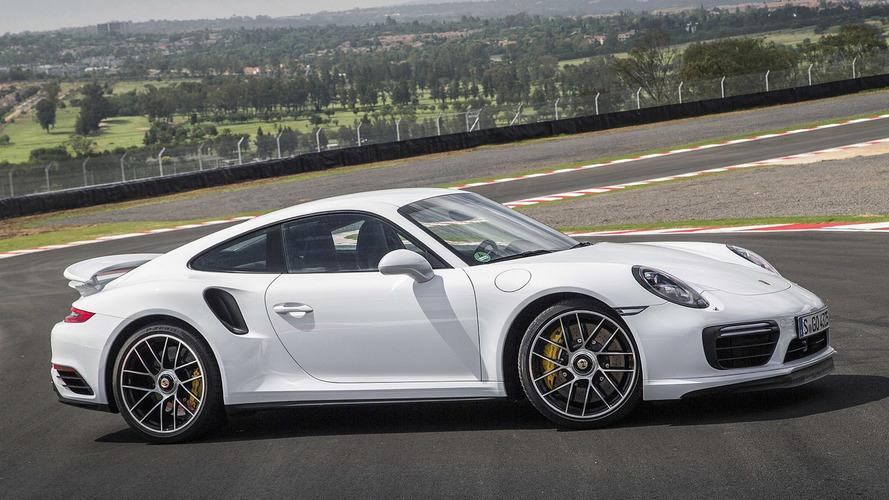 2017 Porsche 911 Turbo First Drive [w/video]