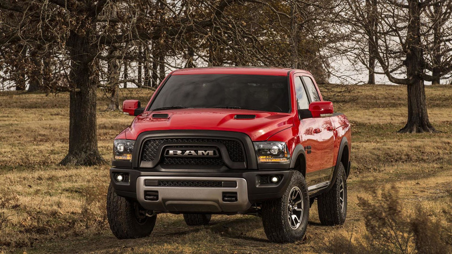 Ram unveils the off-road focused 1500 Rebel [video]
