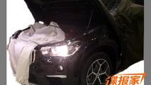 BMW X1 spy photo / autohome.com.cn