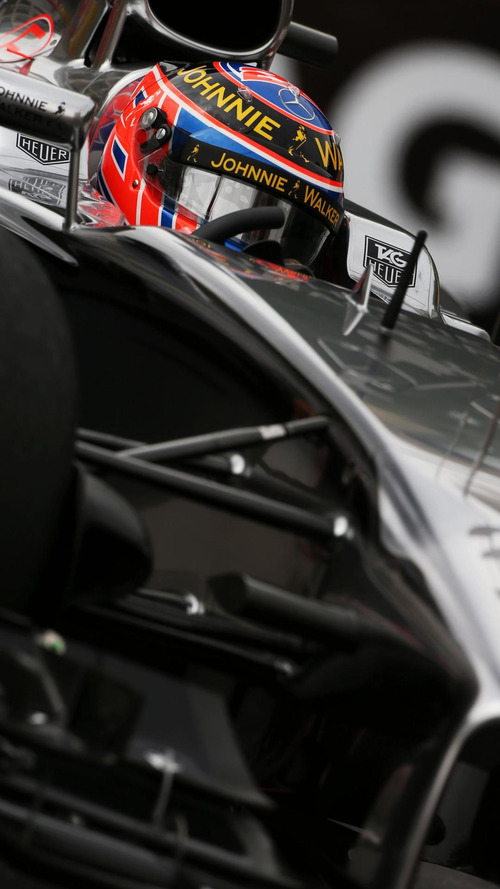 'No progress' on McLaren contract talks - Button