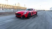 Mercedes-Benz SLS AMG by Misha Designs