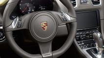 Porsche Boxster with 211 PS